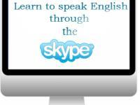 On-line Spoken English Classes