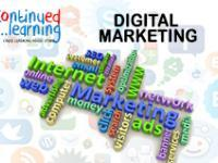 100 % Job Guarantee Course Digital Marketing Training at Continued Learning