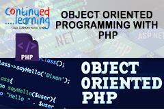 Object Oriented Programming with PHP