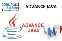 Learn Core Java & Advanced Java with Continued Learning Pune
