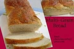 Baking class on Bread Making