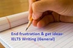 IELTS Writing Workshop (General)