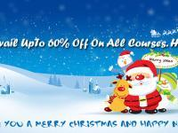 Christmas and New Year Discount Offers on Web Designing & Web Development Courses in Bangalore, RT Nagar, Basaveshwara Nagar