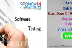 Software Testing - QA Testing Course with 100% Job Guarantee