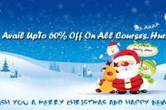 Christmas and New Year Discount Offers on CCNA, MCITP, RHCE Networking Courses in Bangalore, RT Nagar, Basaveshwara Nagar