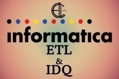 Combo: Informatica ETL & IDQ 9.x Online Training