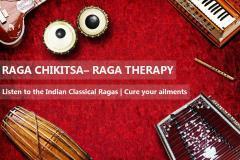 Music Therapy (Raaga Chikitsa) for Human Wellness at your home