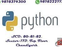 Python Training at Sector 17 Chandigarh