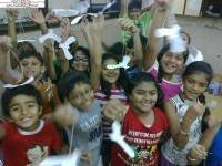 ScienceUtsav's hands on activity class for kids