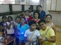 Robotics summer camp 2016 by scienceutsav