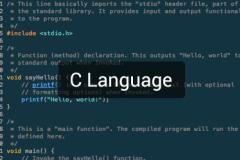 Tutor Certification for C Language