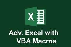 MS Excel VBA & Macro Workshop for Working Professionals