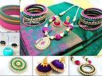 Silk Thread Jewelry Making Workshop