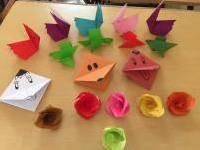 Origami camp