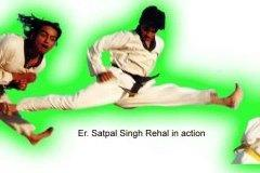 Be a Martial Artist & a Taekwondo Player