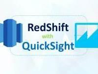 AWS RedShift with RDS and QuickSight