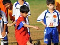 Indian Tigers football coaching sessions begin