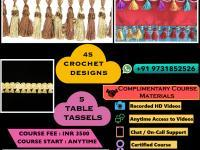 Saree Kucchu /Tassels Course - ONLINE / Face-Face