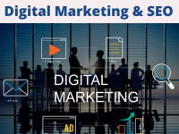 Digital Marketing & SEO Training