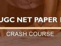 UGC NET Paper I Crash Course