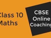 CBSE Class 10 Mathematics (Online)