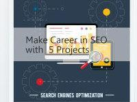 Make Career in SEO – With 5 Project