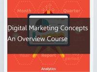 Digital Marketing Concepts - An overview course