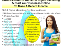 SEO & Digital Marketing Training