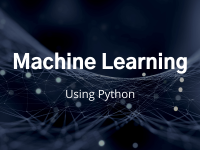 Machine Learning Using Python - NSDC certified LIVE training Course