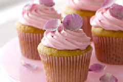 Cup Cakes & Decorations(With Egg)