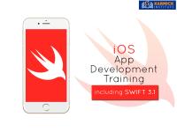 iOS App Development Training