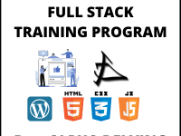 WEB DEVELOPMENT FULL STACK TRAINING PROGRAM WITH DIGITAL MARKETING