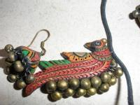 Terracotta jewellery making, fashion jewellery making