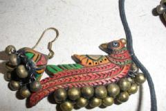 Terracotta jewellery making, fashion jewellery making