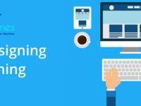 6 weeks industrial training in Web designing