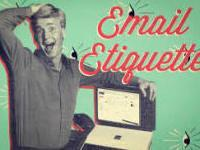 Email Etiquette , how to write emails professionally