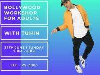 BOLLYWOOD WORKSHOP FOR ADULTS