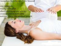 Reiki 1st degree, Reiki Healing and Reiki Treatment
