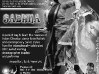 Kathak & Indian Contemporary Dance
