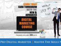 Google Digital Marketing Professional