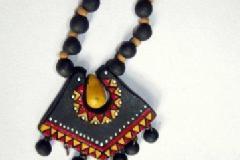 Terracotta jewellery making  bangalore