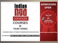 India Raga - Certification Course in Filmy Songs