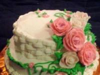 Butter Cream Cake Decoration Class