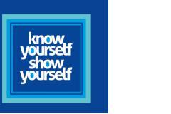 Know Yourself Show Yourself