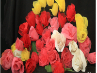 Learn The Art of Making Dry Flowers & Greeting cards from Natural Dry leaves
