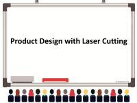 Product Design with Laser Cutting