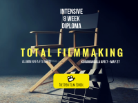 The Total Filmmaking Diploma - 2 months