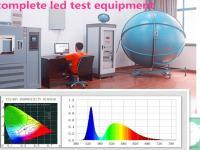 Photometry (LED Testing) training