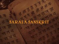 Sarala Sanskrit Online course