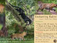 Enchanting Kabini Phototour and Workshop